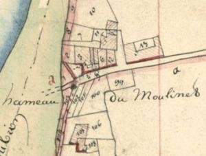 hameau des Moulines