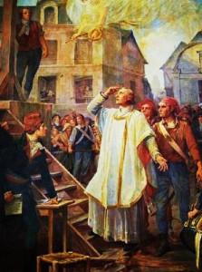 Noël Pinot prêtre et martyr