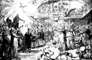 sermon des curés