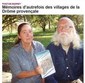 Dauphiné Libéré le 22-11-2014a